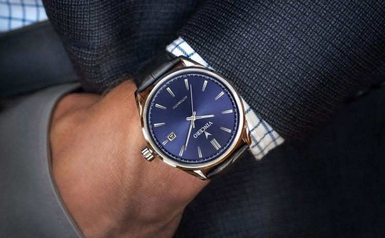 Vincero Kairos Automatic Wristwatch