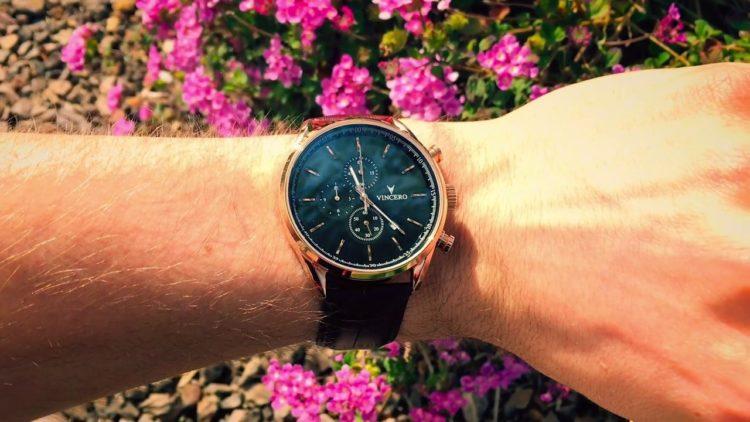 Vincero Luxury Men's Chrono S Wrist Watch