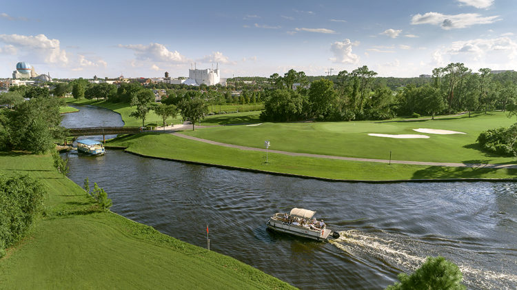 Walt Disney World Golf