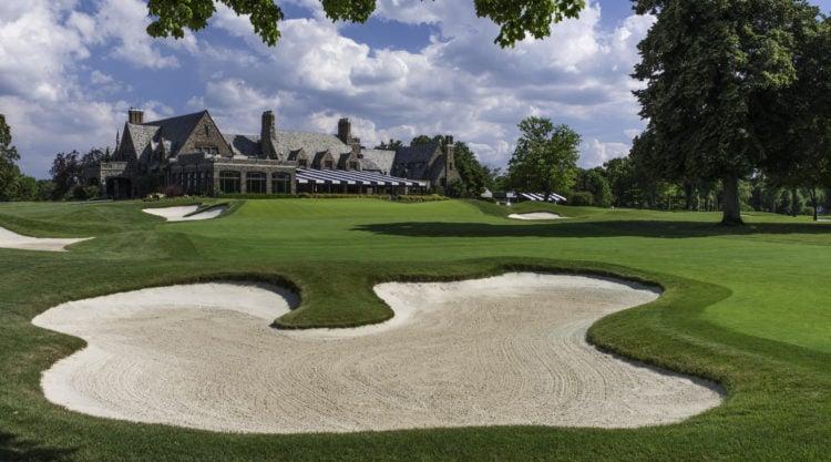 Winged Foot Golf Club West Mamaroneck, New York