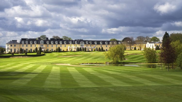 he Mount Wolseley Hotel and Resort in Carlow