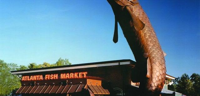 1. Atlanta Fish Market