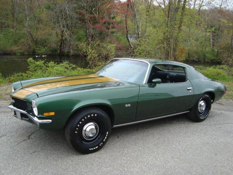 1970 Camaro SS