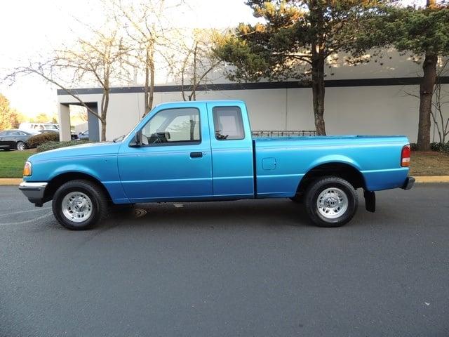 1994 Ford Ranger Pickup 2WD