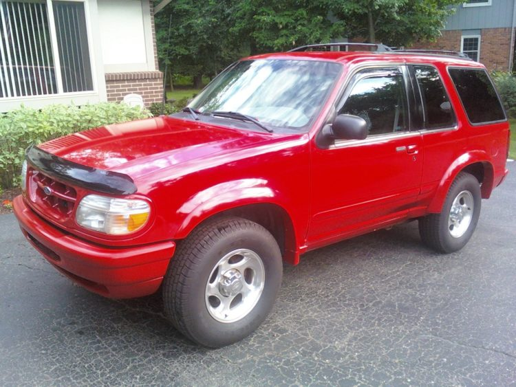 1998 Ford Explorer SUV 4WD