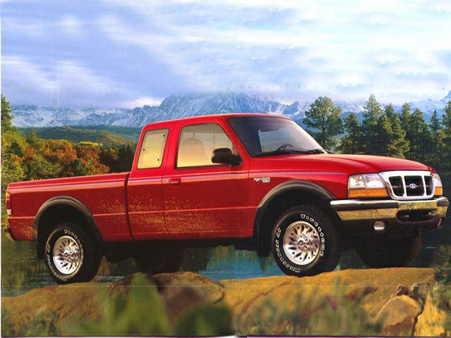 1999 Ford Ranger Pickup 4WD