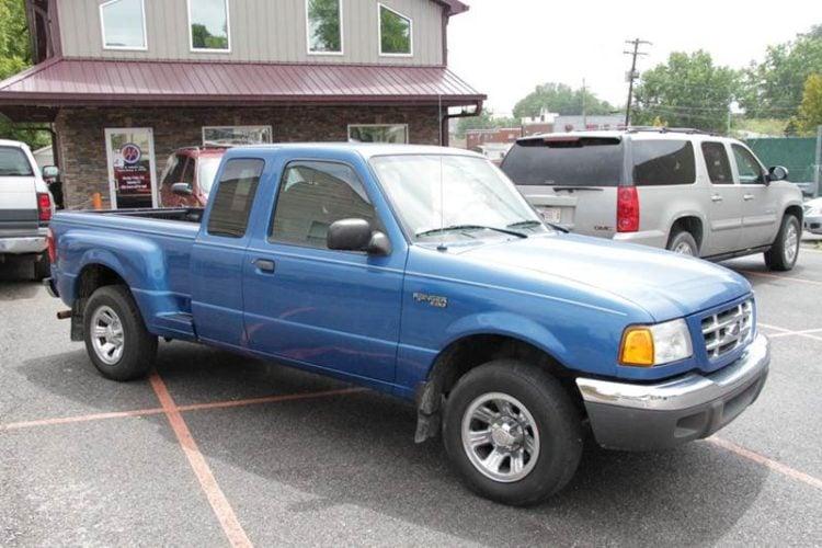 2001 Ford Ranger Pickup 2WD