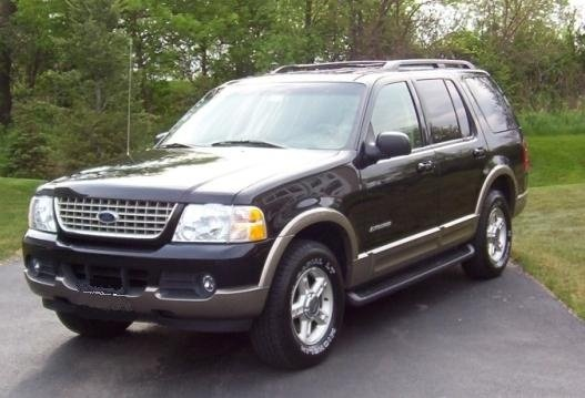2002 Ford Explorer SUV 4WD