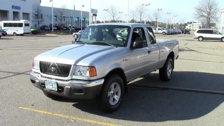 2003 Ford Ranger Pickup 4WD
