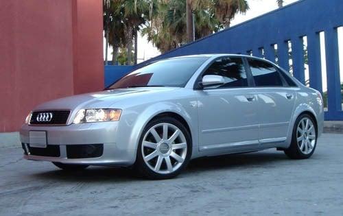 2004 Audi A4 Quattro Turbo Sedan
