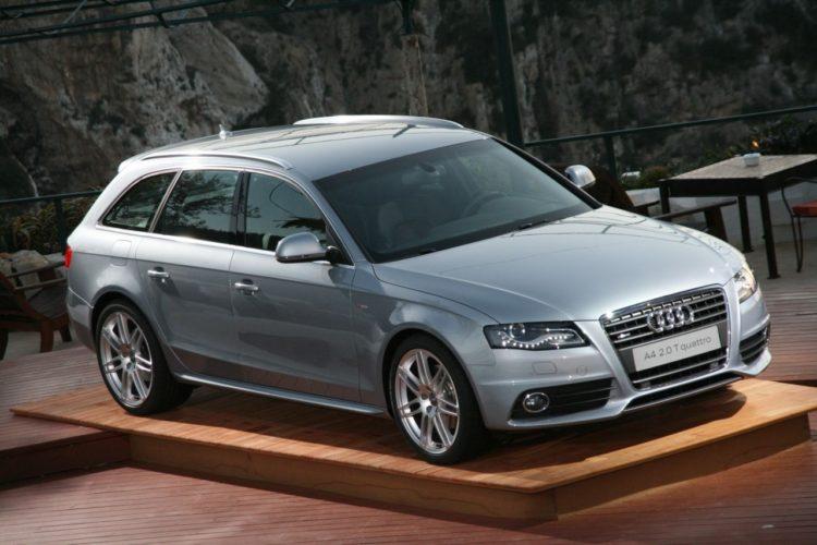 2008 Audi A4 Avant Wagon