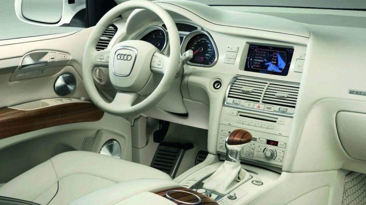 2008 Audi Q7 Coastline