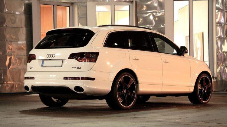 2011 Audi Q7 V12 TDI