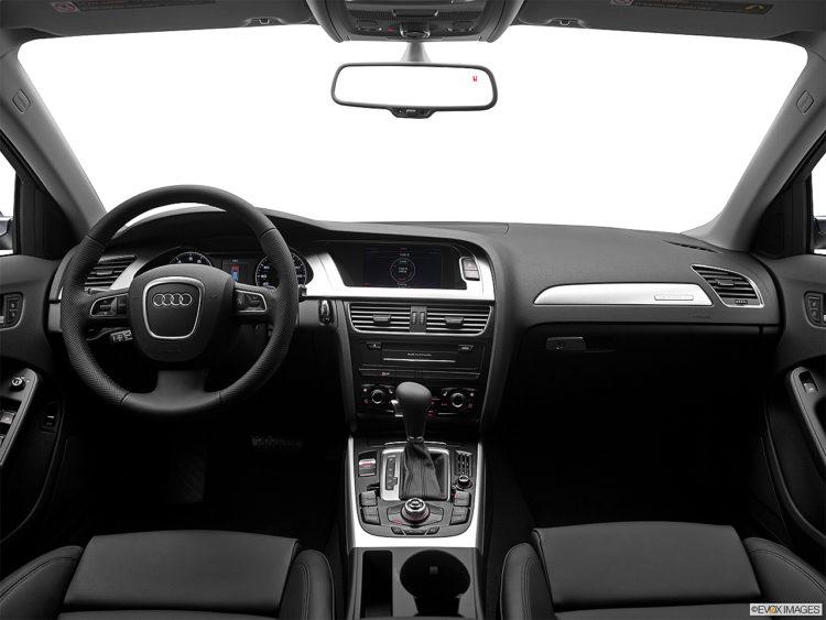 2012 Audi A4 Quattro Premium Wagon