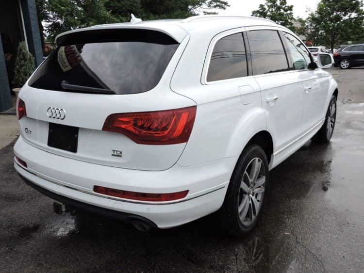 2012 Audi Q7 3.0 TDI Quattro Premium Plus AWD