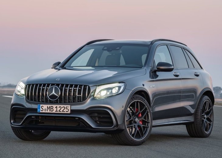 2018 Mercedes Benz AMG GLC 63