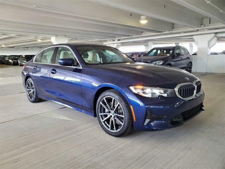 2020 BMW 3 Series: 26 City/36 Highway