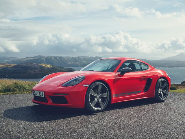 2020 Porsche 718 Cayman