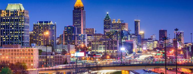 Atlanta evening