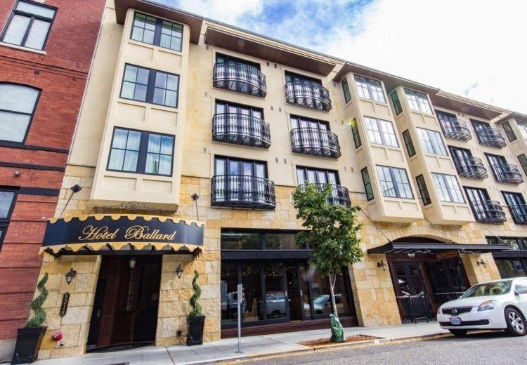 Ballard Inn, Seattle, WA