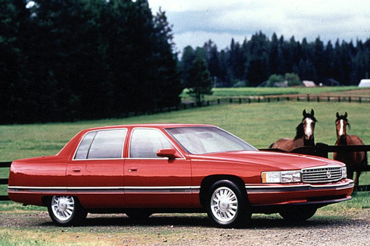 Best Cadillac DeVille Models