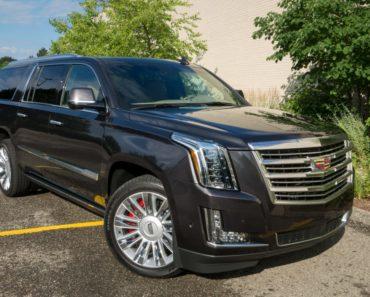 Best Cadillac Escalade Models