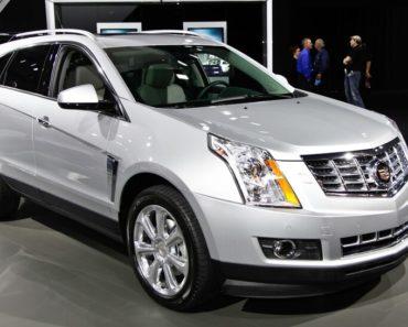 Best Cadillac SRX Models