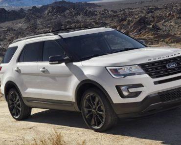 Best Ford Explorer Models