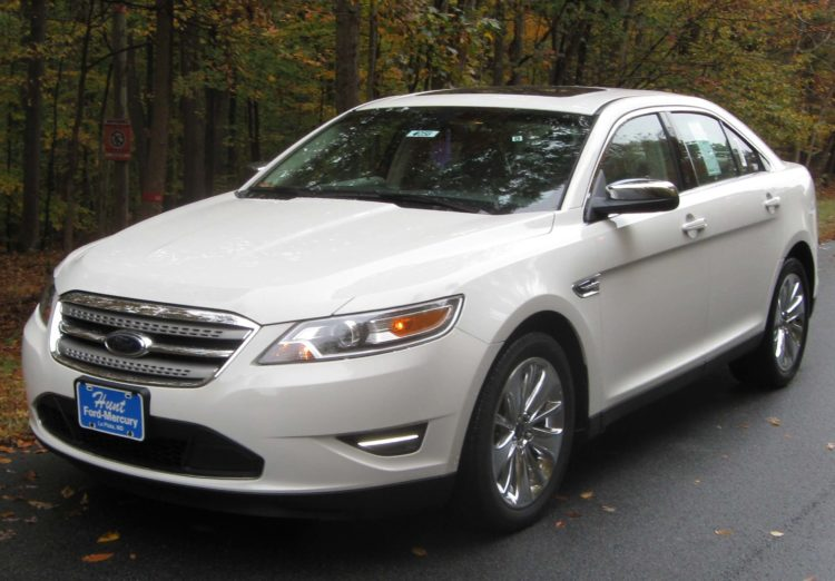 Best Ford Taurus Models