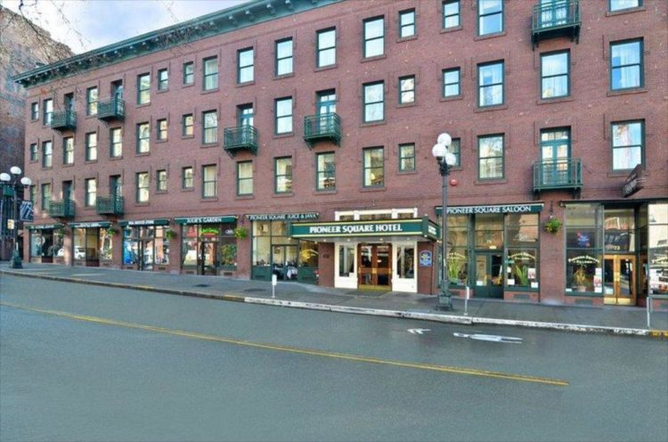 Best Western Plus Pioneer Square Hotel Downtown