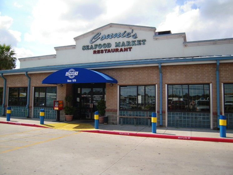 Connie's Seafood Market & Restaurant