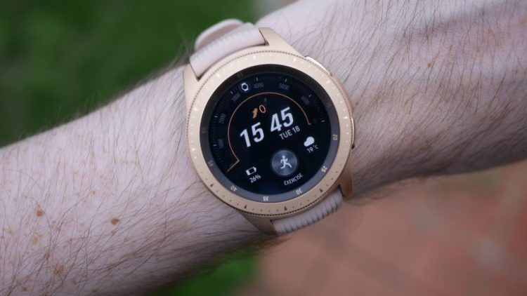 Galaxy Watch (42mm) Rose Gold