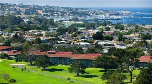 Hyatt Regency Monterey Hotel & Spa on Del Monte Golf Course