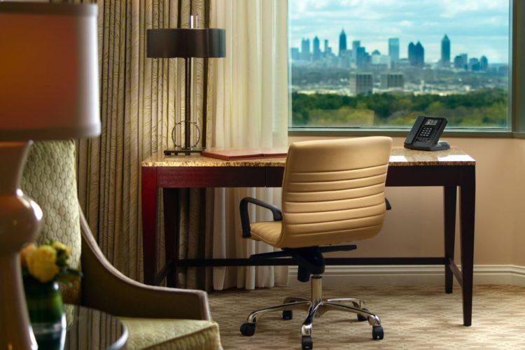 JW Marriott Atlanta Buck