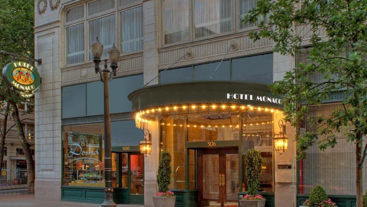 Kimpton Hotel Monaco, Portland