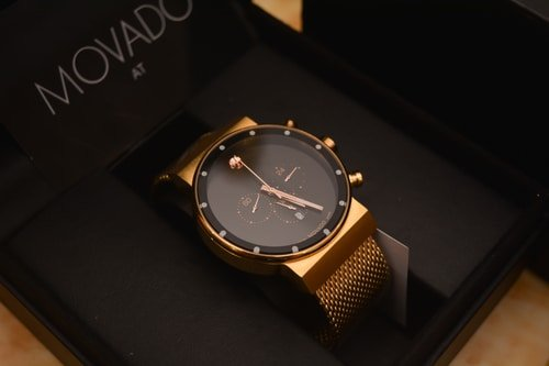 Movado Men's Circa Swiss-Quartz Watch