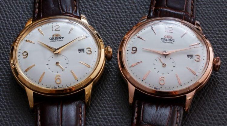 Orient Bambino Small Seconds Automatic Dress Watch
