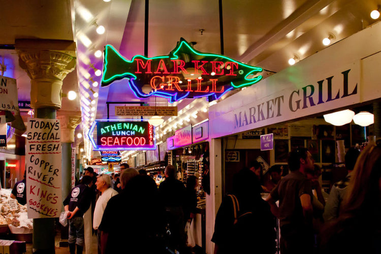 Pike's Place's Market Grill