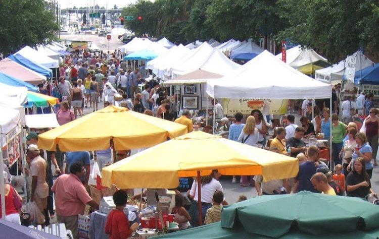 Saint Pete Saturday Farmers Market