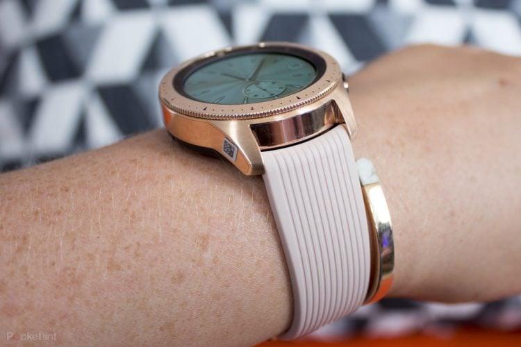 Samsung Galaxy Bluetooth Watch Rose Gold