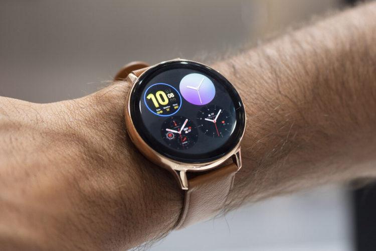 Samsung Galaxy Watch Active2 US Edition