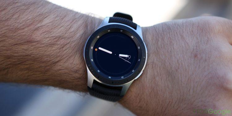 Samsung Galaxy Watch Active2 w enhanced sleep tracking