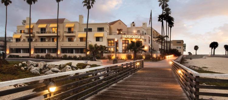Sandcastle Hotel on the Beach