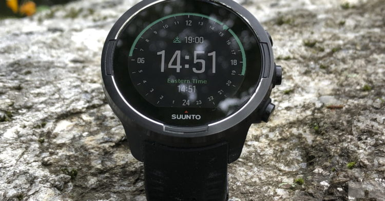 Suunto 9 Baro GPS Watch Titanium