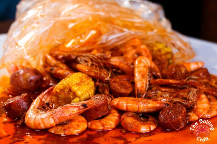 . The Boiling Crab