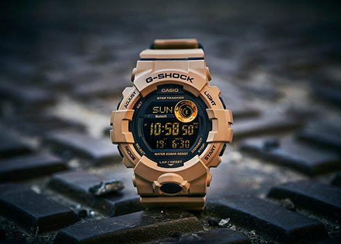 The Casio GBD800UC-5 G-Shock
