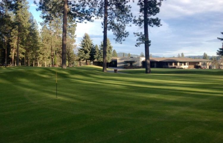 The Coeur d'Alene Public Golf Course