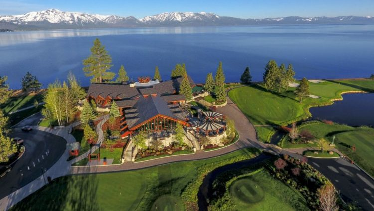 The Lodge at Edgewood Tahoe