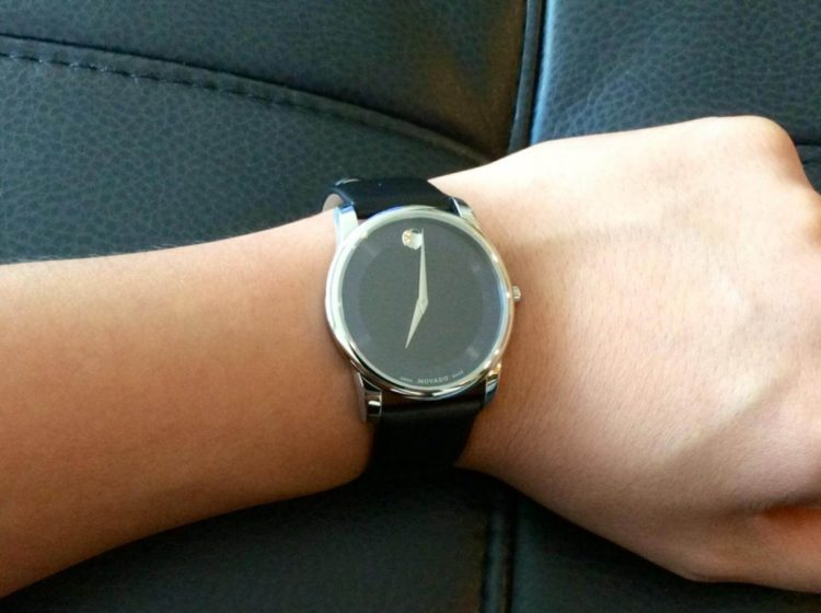 The Movado Museum Watch