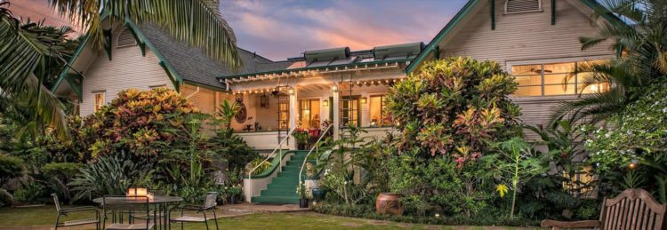 The Old Wailuku Inn